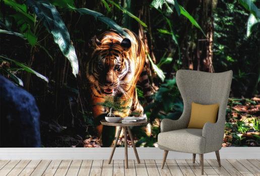 Botanical tiger 2