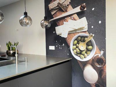 Keuken Fotobehang